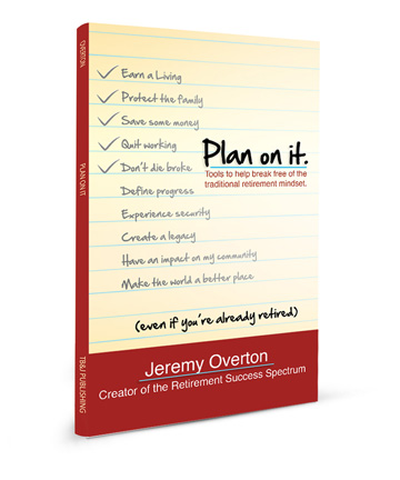 Cover for Jeremy Overton's Book
